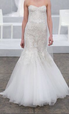 Lhullier wedding dress