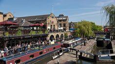 Camden Lock - Shopping - visitlondon.com