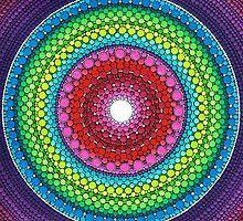 Mandala of Inner Peace by Elspeth McLean