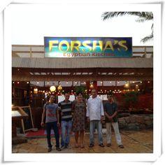 Forsha's Egyptian Kitchen. Friendly, family-run restaurant in Dahab, South Sinai, Egypt. Check out our reviews on TripAdvisor.