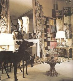 Fashion's Most Wanted: Coco Chanel's apartment