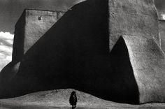 Taos, New Mexico, Henri Cartier-Bresson (1908-2004, French),1947  via