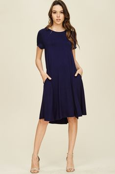 b949de5c8a 11 Best dresses images | Fit flare dress, Casual gowns, Fit, flare