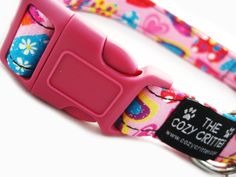 The Cozy Critter - Custom Dog Collars
