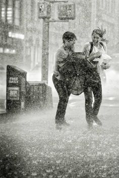 I do so love rain photos Rain Photography, Street Photography, Beauty Photography, Happy People Photography, Artistic Photography, Rain Dance, I Love Rain, Parasols, Umbrellas