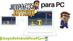 Jugar Jetpack Joyride para PC - Windows y MAC - Descargar Google Play, Mac, Android, Family Guy, Windows, Guys, Fictional Characters, Jet Packs, Room