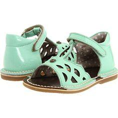 Kickers Kids Cocorico Sandals. -So darn cute!
