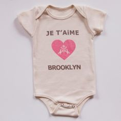 White Carland Cartography 6-24M Chicago Map Cotton Infant Bodysuit