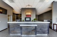 1000 images about waiting room on pinterest Chiropractic office designs