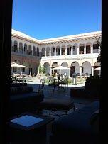 El patio principal del hotel. #lovely #jwmarriottcusco #jwmarriott #adayinthesun