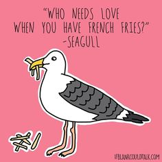 #vday #friesoverguys #love #vday2016 #valentine #dating #fries #animals
