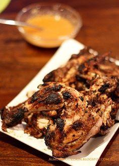 Petersham Portuguese Charcoal Chicken Recipe #food #chicken #recipes