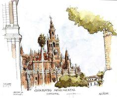 Alfonso Garcia Garcia - Conjunto Monumental Cathedral