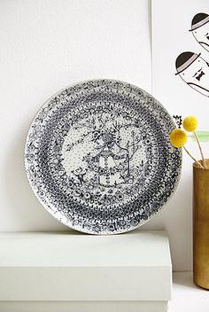 Bjørn Wiinblad tallerken, Forår - 150kr. Køb den på www.loppedesign.dk