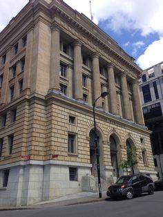 Tribunal à Montréal