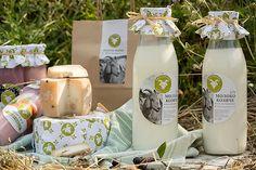 Eko Karpaty branding and packaging by Ilona Belous