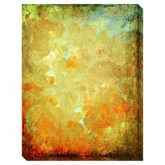 Dawn to Dusk Oversized Gallery Wrapped Canvas