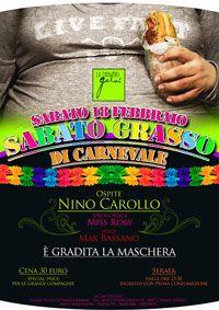 Festa di Carnevale In Veneto a Bassano (Vicenza)