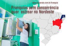 Franquias sem concorrência quer estrear no Nordeste