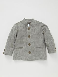 Boys: Linen Jacket by Marie Chantal on Gilt.com