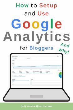 If you are a blogger you should be using Google Analytics. It provides essential metrics about your visitors using reports and dashboards. Here is how to setup and use Google Analytics in WordPress for beginners. #blogging #bloggingtools #googleanalytics