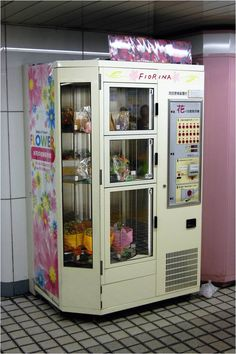 Unusual Japanese Vending Machines - Gallery
