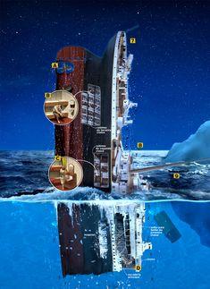 Naufrágio Do Titanic, Titanic Photos, Titanic Sinking, Titanic History, Belfast Attractions, Original Titanic, Chill Wallpaper, Titanic Underwater, Best Cruise Ships