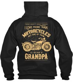 One Thing I Love More Than Motorcycles