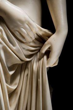 Lorenzo Bartolini | The Nymph Arnina, 1825