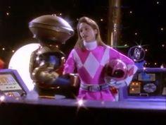 Pink Ranger Kimberly, Kimberly Hart, Amy Jo Johnson, Pink Power Rangers, Mighty Morphin Power Rangers, Comic Character, Disney, Actors, Superhero