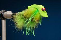 Bass Fly - Snake Frog