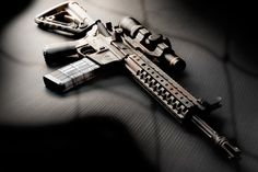 Wilson Combat | Paul Howe Tactical Carbine Find our speedloader now!  http://www.amazon.com/shops/raeind
