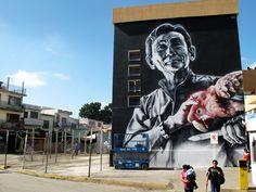 Mural by El Mac