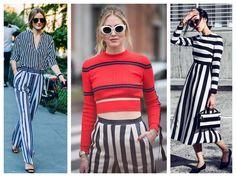 Come indossare le righe: la guida completa | Consulente di immagine, Rossella Migliaccio Nail Art Diy, Striped Pants, Stripes, Womens Fashion, Outfits, Up, Style, Outfit, Spring