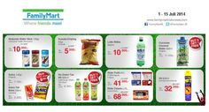 Familymart: Weekly Super Promo @FamilyMart_ID