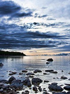 Lake Huron Blues Upper Michigan