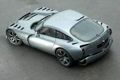 2005 TVR Sagaris... That used to be one of my favorite cars...