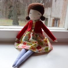 A Few Lovely Things Shop Evelyn the Dancing Doll