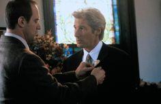 Coach Bob Kelly (Christopher Meloni) and Ike Graham (Richard Gere) ~ Runaway Bride (1999) ~ Movie Stills