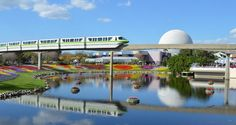 Epcot Facts