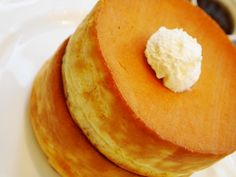 Souffle pancakes, a must try in Tokyo