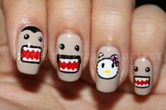 Domo some nice nails