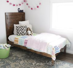 Home Sweet Home DIY On Pinterest Ana White Furniture Plans And Farmhouse