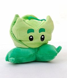 Plants Vs Zombies Plush Toy Cabbage Pult Soft Plush Stuffed Toy Birthday Gifts with Suction Cup 15cm/5.9 Inches Tall Fashion Color http://www.amazon.com/dp/B00XJK77BI/ref=cm_sw_r_pi_dp_S0uqwb13K45TF