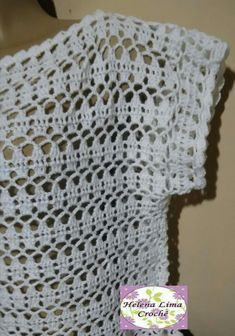 Crochet Doily Rectangle Mats, White, Set of Table Linens Crochet Dog Sweater, Crochet Cardigan Pattern, Crochet Jacket, Baby Knitting Patterns, Crochet Patterns, Crochet Woman, Crochet Top, Crochet Baby Clothes, Crochet Scarves