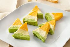 Green Pea, Cauliflower and Carrot Terrine with Ginger and Nutmeg (use low fat yogurt) Mini Appetizers, Low Fat Yogurt, Healthy Grains, Healthy Sugar, Green Peas, Recipe Search, Oven Recipes, Nut Butter, Snacks