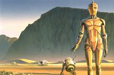 The Original Star Wars Concept Art Is Amazing