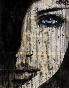 """Saatchi Art Artist Loui Jover; Drawing, """"chance"""" #art"""