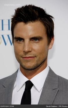 Colin Egglesfield Colin Egglesfield, Shu Qi, Shane West, Good Looking Actors, Portia De Rossi, Chad Michael Murray, Michigan, Ideal Man, British Men
