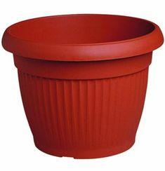 VASO IN PLASTICA GIGLIO 330 COLORE TERRACOTTA DIAM.CM. 40 http://www.decariashop.it/vasi-in-plastica/17882-vaso-in-plastica-giglio-330-colore-terracotta-diamcm-40.html